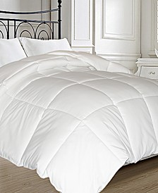 Natural Feather Down Fiber Blend Twin Comforter