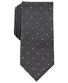 Perry Ellis Men's Ellison Classic Multi-Dot Tie