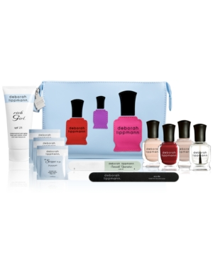 Deborah Lippmann COME FLY WITH ME ESSENTIAL MANICURE SET
