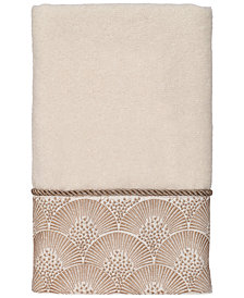 Avanti Deco Shells Hand Towel