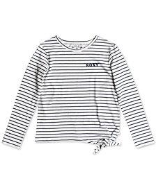 Roxy Big Girls Striped T-Shirt