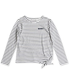 Roxy Big Girls Striped T-Shirt