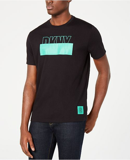 Dkny Men S Vivid Graphic T Shirt Reviews T Shirts Men Macy S