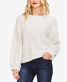 Vince Camuto Chenille Sweater