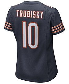Women's Mitchell Trubisky Chicago Bears Game Jersey