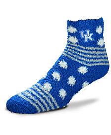 For Bare Feet Kentucky Wildcats Homegater Sleep Soft Socks