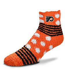 For Bare Feet Philadelphia Flyers Homegater Sleep Soft Socks