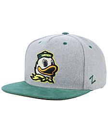 Zephyr Oregon Ducks Foundation Snapback Cap