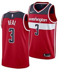 Bradley Beal Washington Wizards Icon Swingman Jersey, Big Boys (8-20)