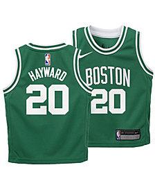 Nike Gordon Hayward Boston Celtics Icon Replica Jersey, Infants (12-24 Months)