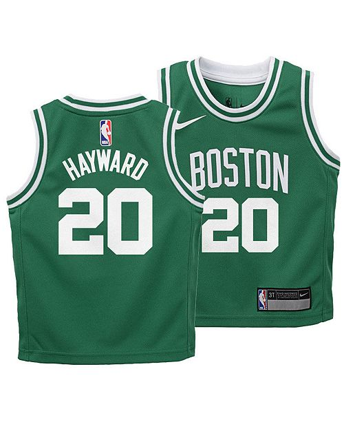 premium selection cefa7 803bd Gordon Hayward Boston Celtics Icon Replica Jersey, Infants (12-24 Months)