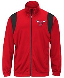 G-III Sports Men's Chicago Bulls Clutch Time Track Jacket