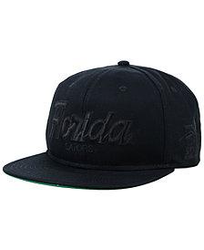 Nike Florida Gators Sport Specialties Black on Black Snapback Cap