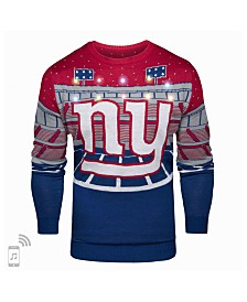 Forever Collectibles Men's New York Giants Bluetooth Sweater