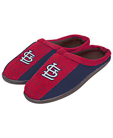 Forever Collectibles St. Louis Cardinals Knit Cup Sole Slippers