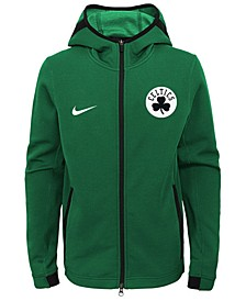 Boston Celtics Showtime Hooded Jacket, Big Boys (8-20)
