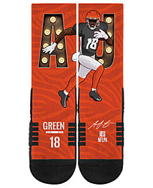 Strideline A.J. Green Action Crew Socks