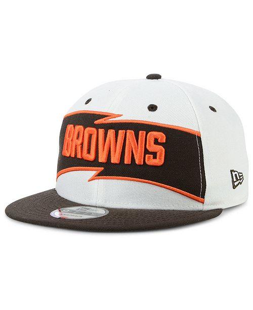 331eb0e14d6f4 New Era Cleveland Browns Thanksgiving 9FIFTY Cap   Reviews ...