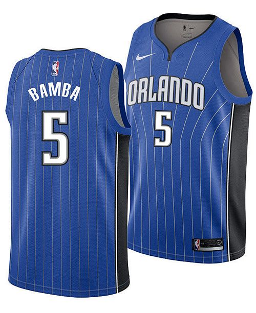 san francisco ec78c 8bf82 Mohamed Bamba Orlando Magic Icon Swingman Jersey, Big Boys (8-20)