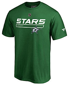 Majestic Men's Dallas Stars Rinkside Prime T-Shirt