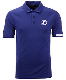 Majestic Men's Tampa Bay Lightning Rinkside Pro Polo