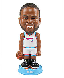 Forever Collectibles Dwyane Wade Miami Heat Knucklehead Bobblehead