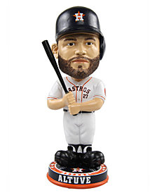 Forever Collectibles Jose Altuve Houston Astros Knucklehead Bobblehead