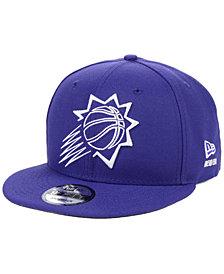 New Era Phoenix Suns Logo Trace 9FIFTY Snapback Cap