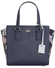 kate spade new york Cameron Street Floral Small Hayden Satchel