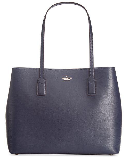 297d14f1ef63 kate spade new york Hadley Road Dina Leather Shoulder Bag   Reviews ...