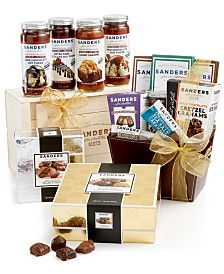 Sanders Dessert & Topping Collection