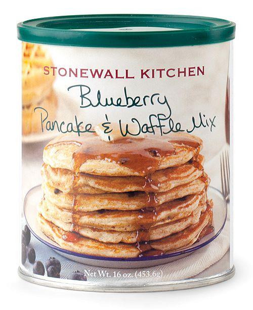 Stonewall Kitchen Blueberry Pancake & Waffle Mix