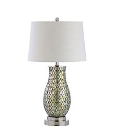 Douglas Mosaic Led Table Lamp