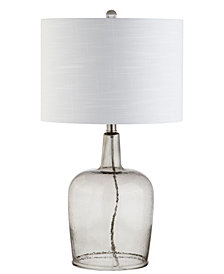 Augustine Glass Led Table Lamp