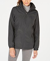 The North Face Louisa Fleece-Lined Rain Jacket 86de426b5