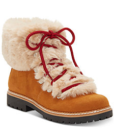 I.N.C. Women's Pravale Cold-Weather Boots, Created for Macy's