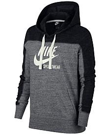 Nike Sportswear Gym Vintage Colorblocked Hoodie