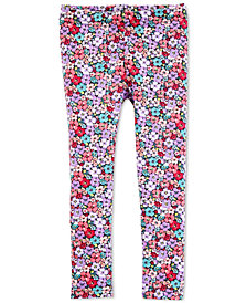 Carter's Toddler Girls Floral-Print Leggings
