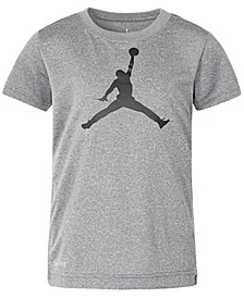 Big Boys Jumpman Logo-Print T-Shirt