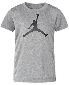 Jordan Big Boys Jumpman Logo-Print T-Shirt