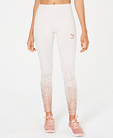 Puma Kiss Artica T7 Metallic Leggings