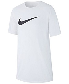 Big Boys Dri-fit Swoosh Training T-shirt