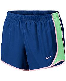 Nike Big Girls Dri-FIT Dry Tempo Running Shorts