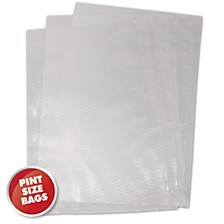 6 X 10 (Pint) Vacuum Sealer Bags