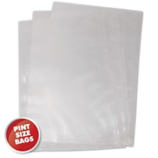 Weston 6 X 10 (Pint) Vacuum Sealer Bags
