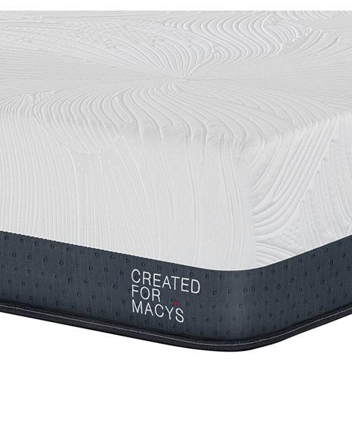 Macybed Lux Greenbriar 12 Plush Euro Top Memory Foam Mattress