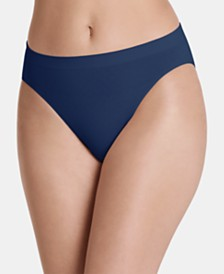 Jockey Women's Seamfree Breathe French Cut Underwear 1884, also available in extended sizes