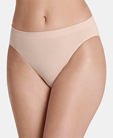 Jockey Women's Seamfree Breathe French Cut 1884, also available in extended sizes