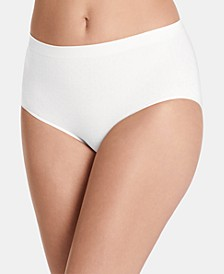 Women's Seamfree Breathe Brief Underwear, also available in extended sizes 1881