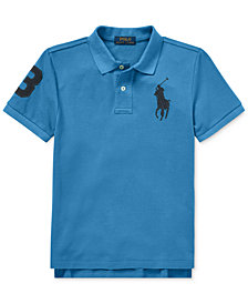 Polo Ralph Lauren Baby Boys Cotton Mesh Polo